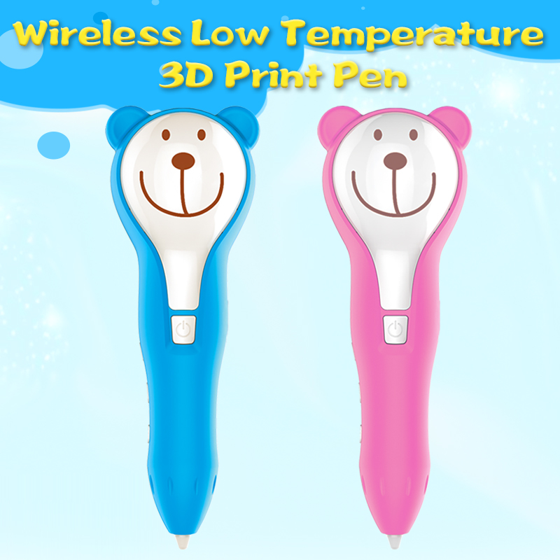 Wireless 3D Printing Pen with PCL consumable Kids Drawing Educational 3D Pen Kids Toys-2.jpg